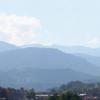 Overlooking The Town Of Waynesville