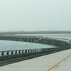 Over Oregon Inlet/Bonner Bridge NC Outer Banks