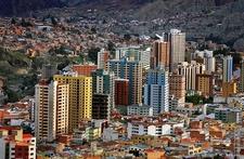 Overview Barboza - La Paz Bolivia