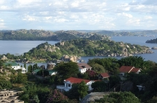 Overview From Capri Point In Mwanza TZ
