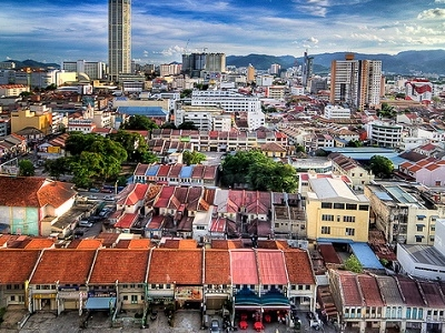 Overview Penang