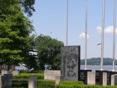 Owensboro  K Y  Military  Memorial