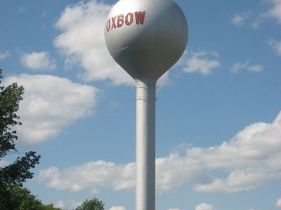 Oxbow Water Tower