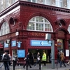 Oxford Circus Tube Station Building