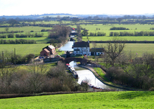 Oxford Canal From Napton