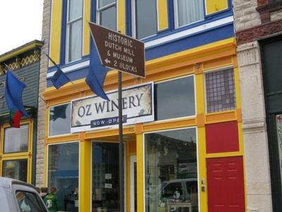 O Z  Winery