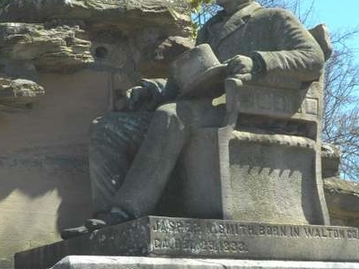Oakland Cemetery   Jasper Smith