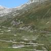 Oberalppass Ostrampe