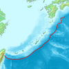 Red Line Indicates The Bathymetric Low Of The Ryukyu Trench