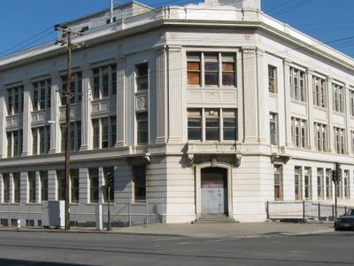 Old Bethelem Steel Headquarters In San Francisco At Illinois