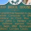 Old Brick House Sign