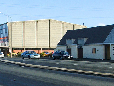 Caledonian Ground Complex In South Dunedin