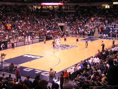 Old Dominions Ted Constant Convocation Center
