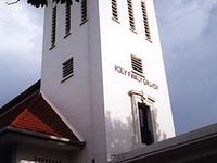 Church of The Holy Family