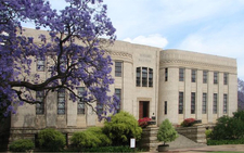 The Old Merensky Library