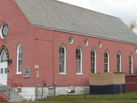 Old Ohavi Zedek Synagogue