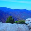 View From The Summit Of Old Rag Mountain