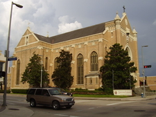 Old Sacred Heart Co Cathedral