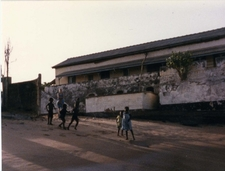 The Main Building Before The Major Erosion Started In Mid 1980s.