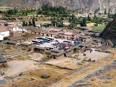 Araqhama And The Plaza Of Manyaraki