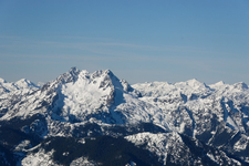 The Brothers, Olympic Mountains
