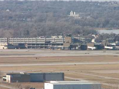 Eppley Airfield Terminal In Omaha