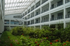 Inside Of One Teaching & Learning Building