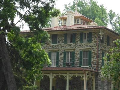 Orianda Mansion In Gwynns Falls Leakin Park