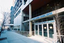 Original Exterior To Kaufman Music Center