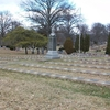 Orphan Graves At The Oakdale Cemetery