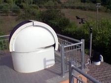 Orioloromano Robotic Observatory