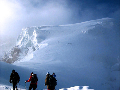 Ortler Ascent