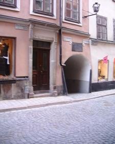 Vault Of Stora Hoparegränd