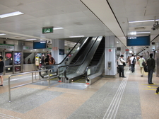 East West Line Platforms