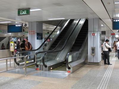 East West Line Platforms