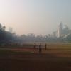 Cricket Pitches At Oval Maidan