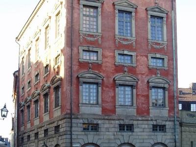 Oxenstiernas Platset Stockholm