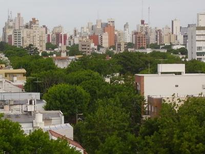 Panoramic View Of La Plata