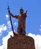 Pachacuti Statue