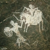 Pachmarhi Rock Art Painting