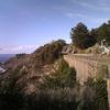 Pacific Coast Highway In Gorda