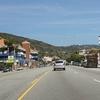 Pacific Coast Highway Main Street In Malibu