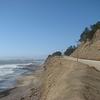 Pacific Coast Highway Near Pescadero, Pomponio And San Gregorio State Beaches