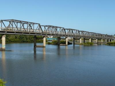 Pacific  Hwy Bridge  Taree