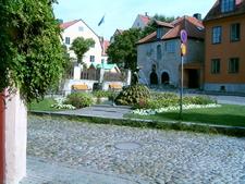 Packhusplan In Visby