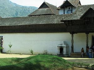 Palácio de Padmanabhapuram