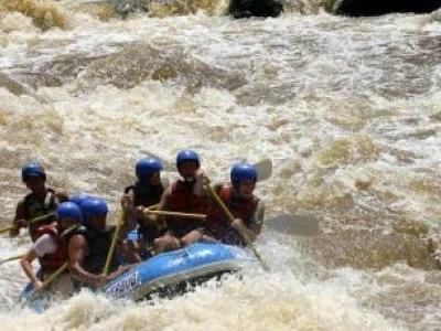 Padas River White Water Rafting - Tenom