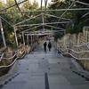 Pahari Mandir Stairway, Ranchi Hill