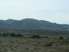 Pahranagat Range Badger Mountain