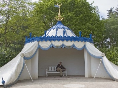 Painshill   Turkish Tent
